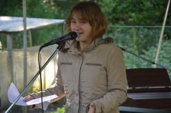 Deelnemer aan De Gedichtencarrousel